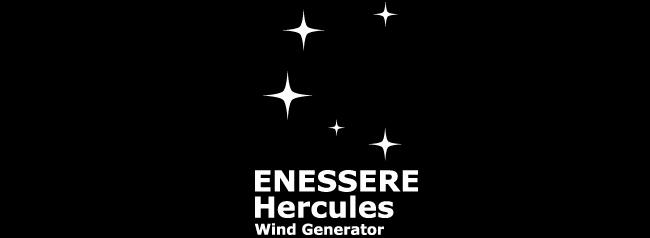 The name of Hercules Wind Generator - Enessere