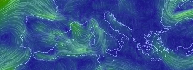 wind-map
