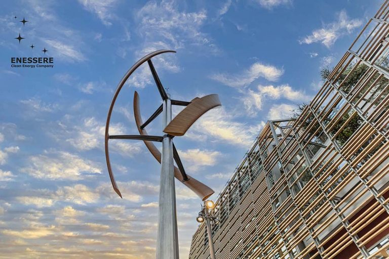 Enessere Green Pea Hercules Wind Turbine mini eolico (17)