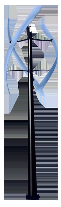 modelli di micro eolico enessere pegasus wind turbine b1