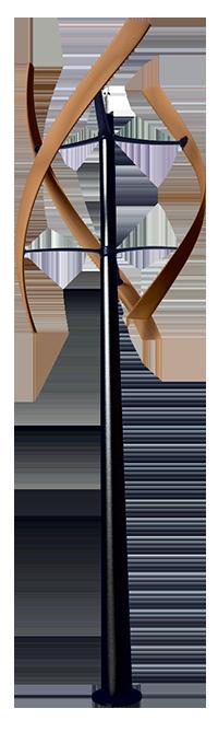 modelli di micro eolico enessere pegasus wind turbine d1